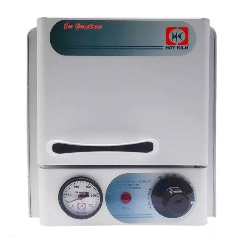 Estufa Esterilizador para Manicure Hot Kiln HK 3L