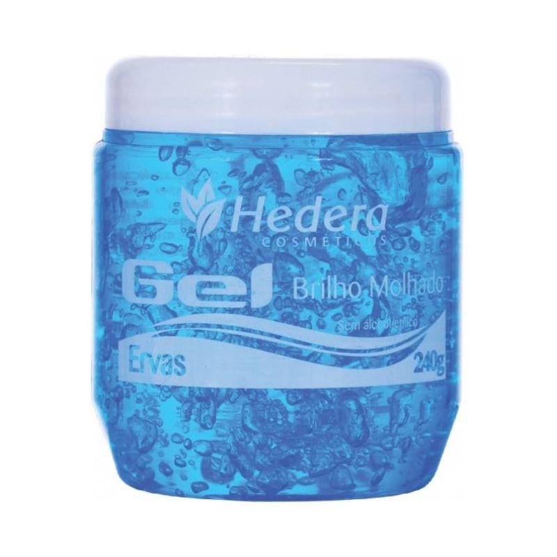 Gel Fixador Hedera 240g Azul