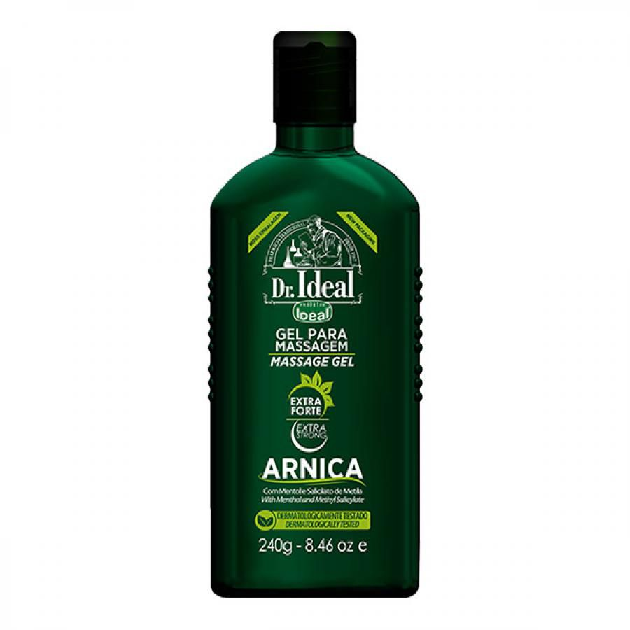 Gel para Massagem Dr. Ideal Arnica 240g