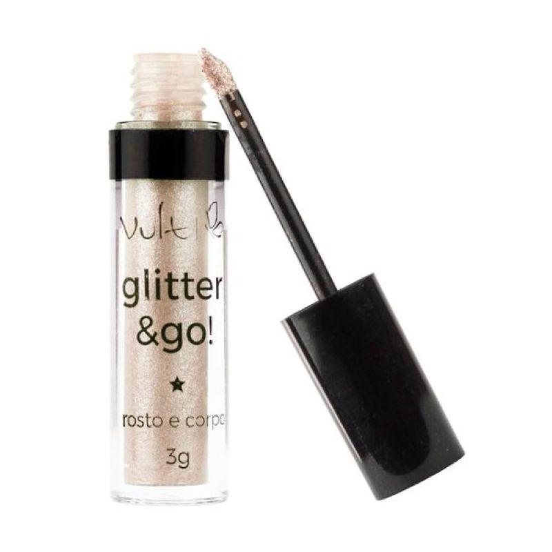Glitter & Go Vult Pote de Ouro