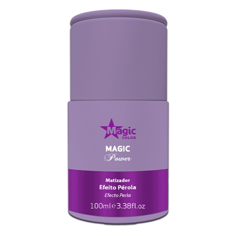 Gloss Matizador 3d Magic Color Power Efeito Pérola 100ml