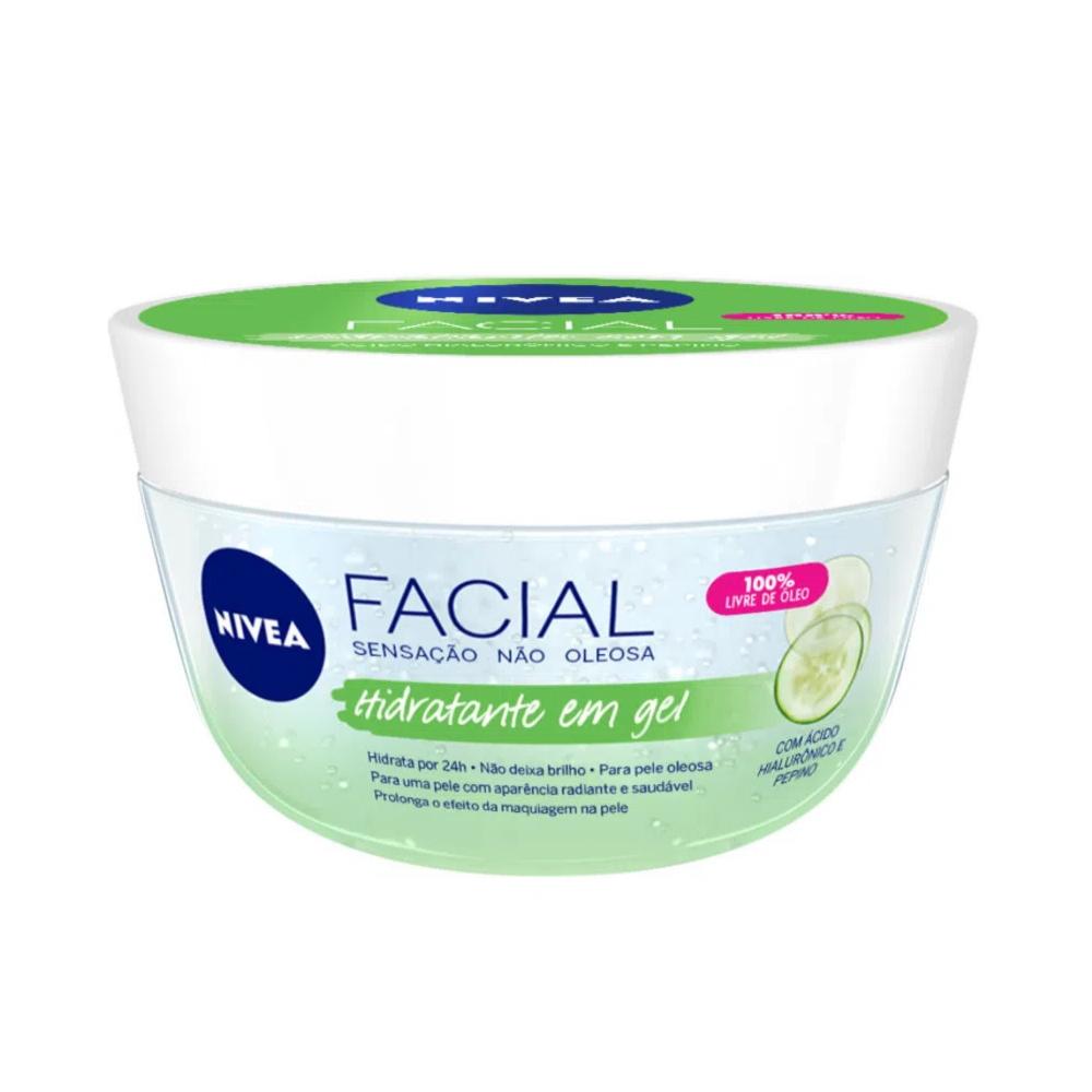 Hidratante Facial em Gel Nivea 100g