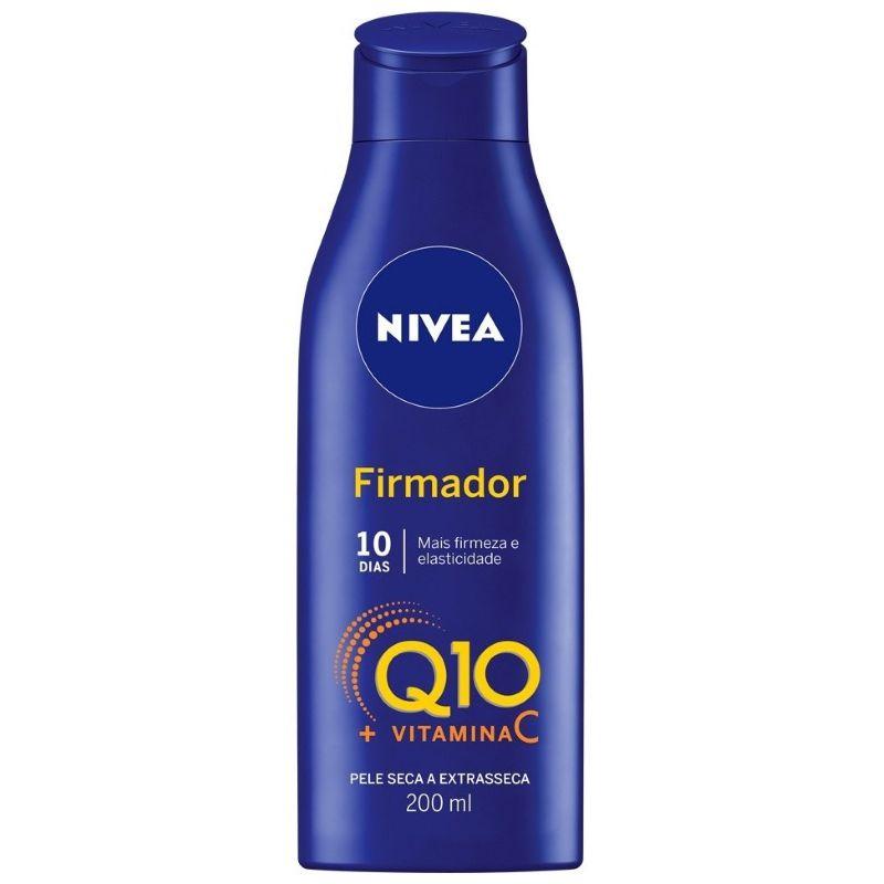 Hidratante Nivea Firmador Q10 + vitamina C 200ml