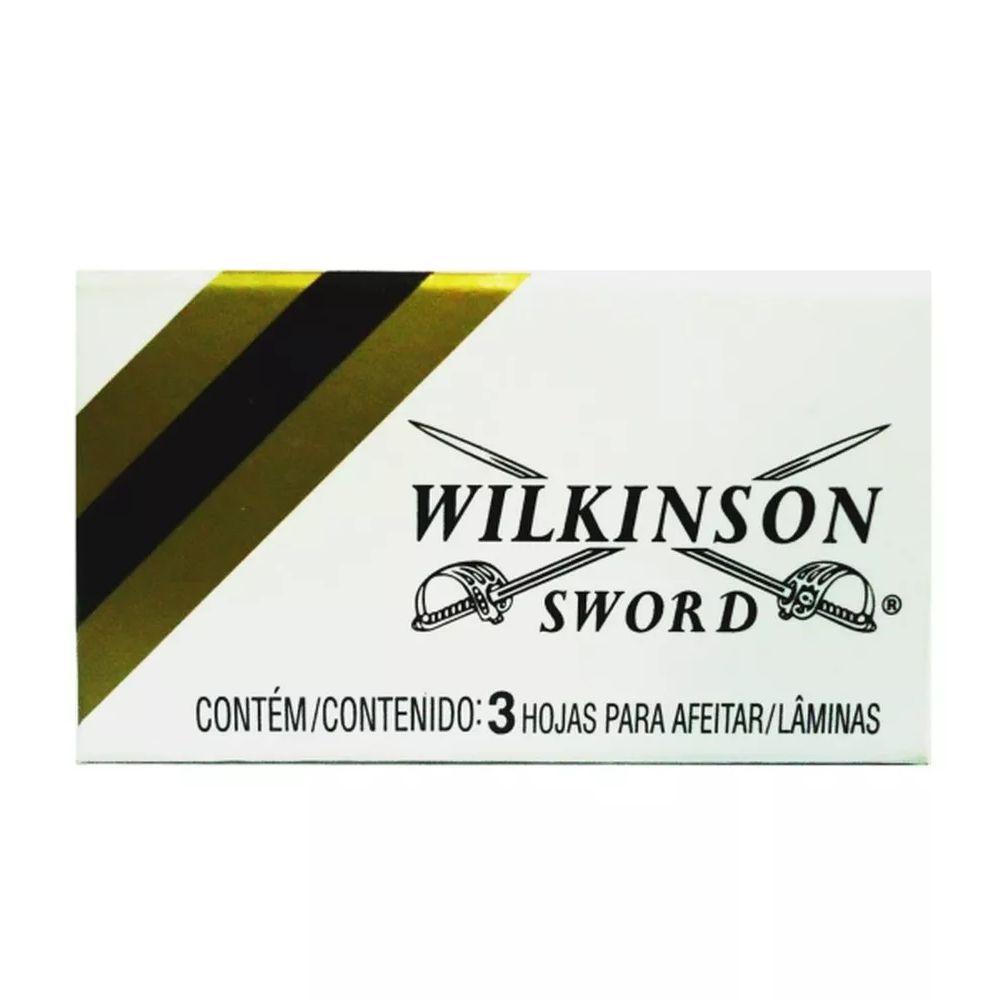 Lâmina para Barbear Wilkinson 3un