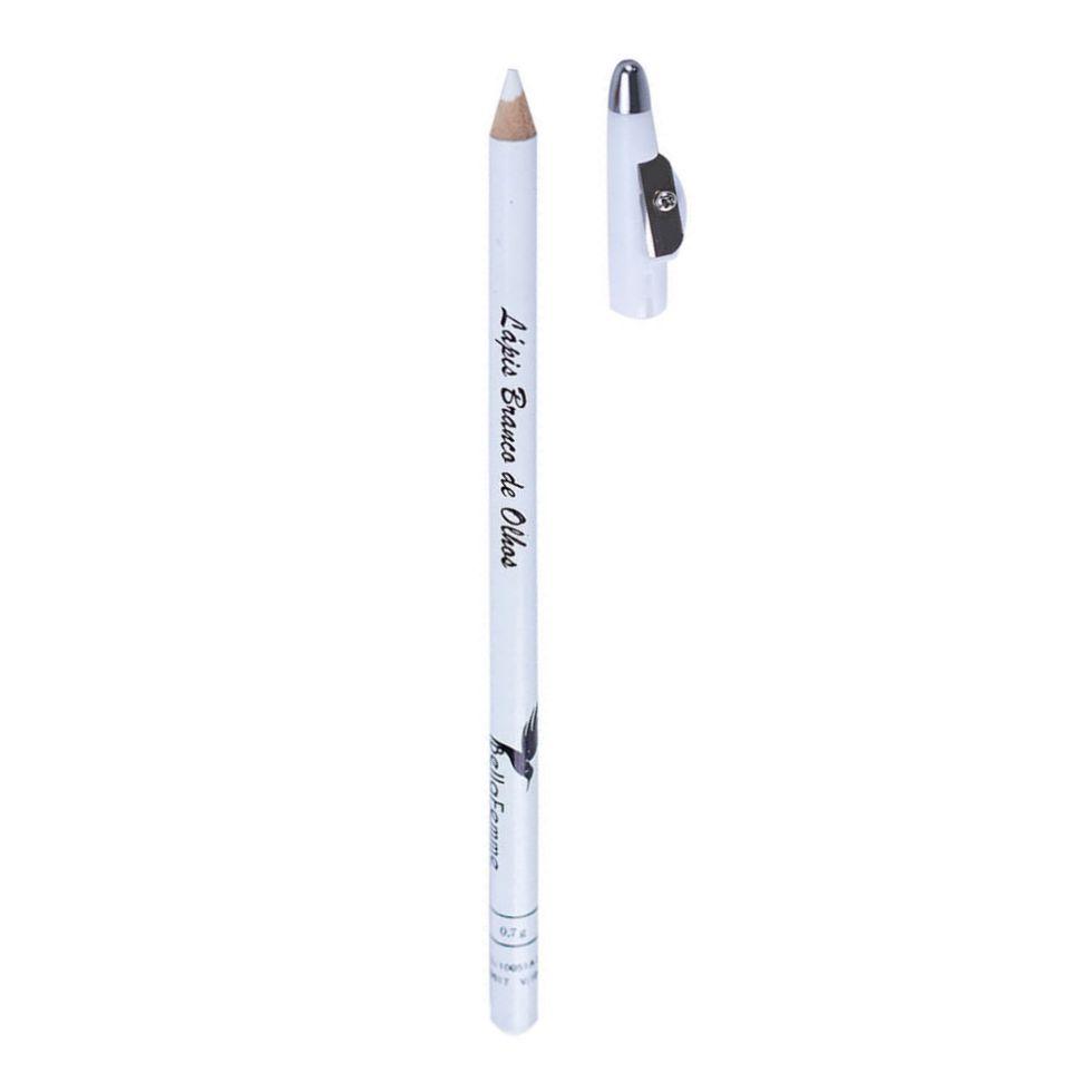 Lápis branco de Olhos Bella Femme