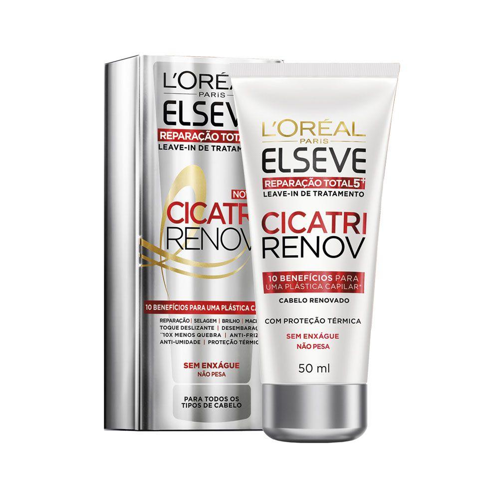 Leave In Elseve Reparação Total 5+ Cicatri Renov