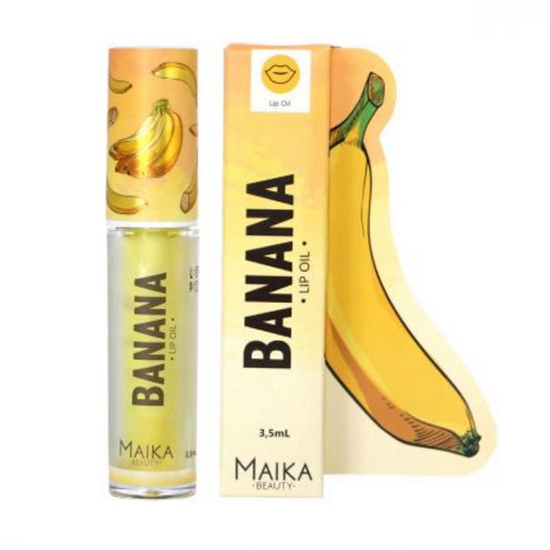Lip Oil Labial Maika Banana 3,5ml