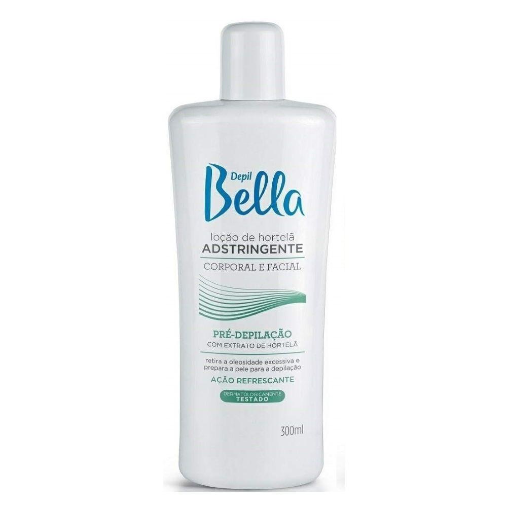 Loção Adstringente Pré Depilação Depil Bella 300ml