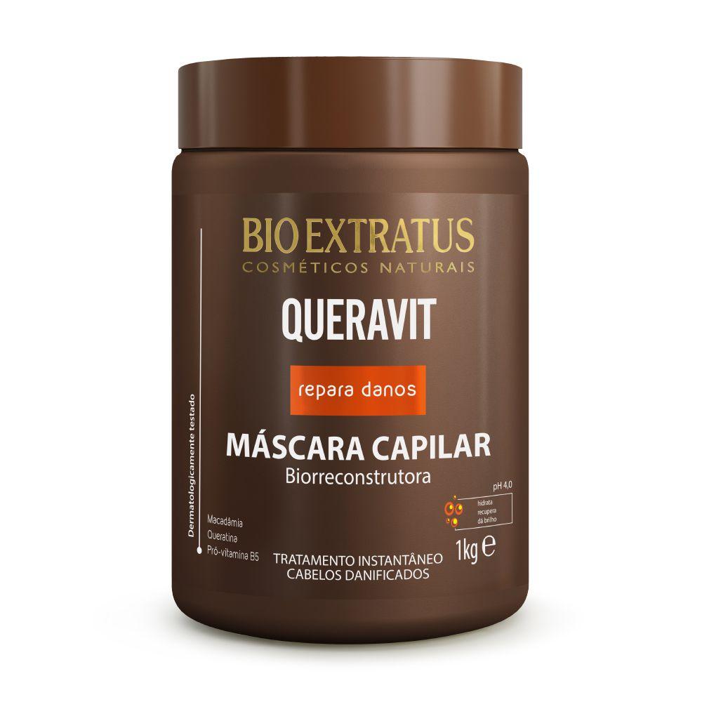 Máscara Bio Extratus Queravit Bio Reconstrutora 1kg