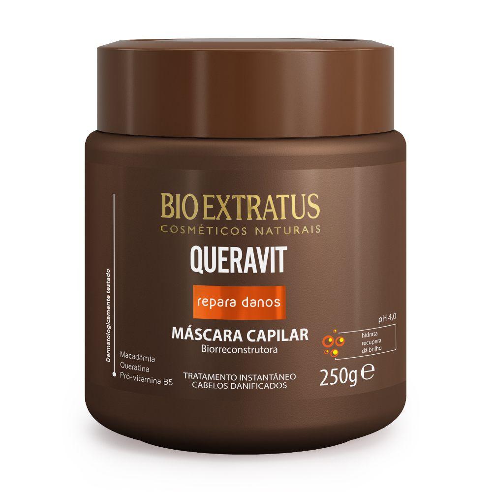 Máscara Bio Extratus Queravit Bio Reconstrutora 250g