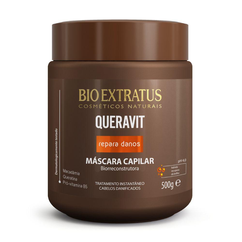 Máscara Bio Extratus Queravit Bio Reconstrutora 500g