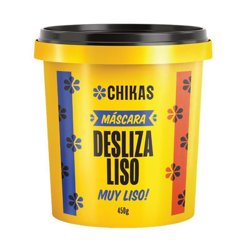 Máscara Chikas Desliza Lizo 450g
