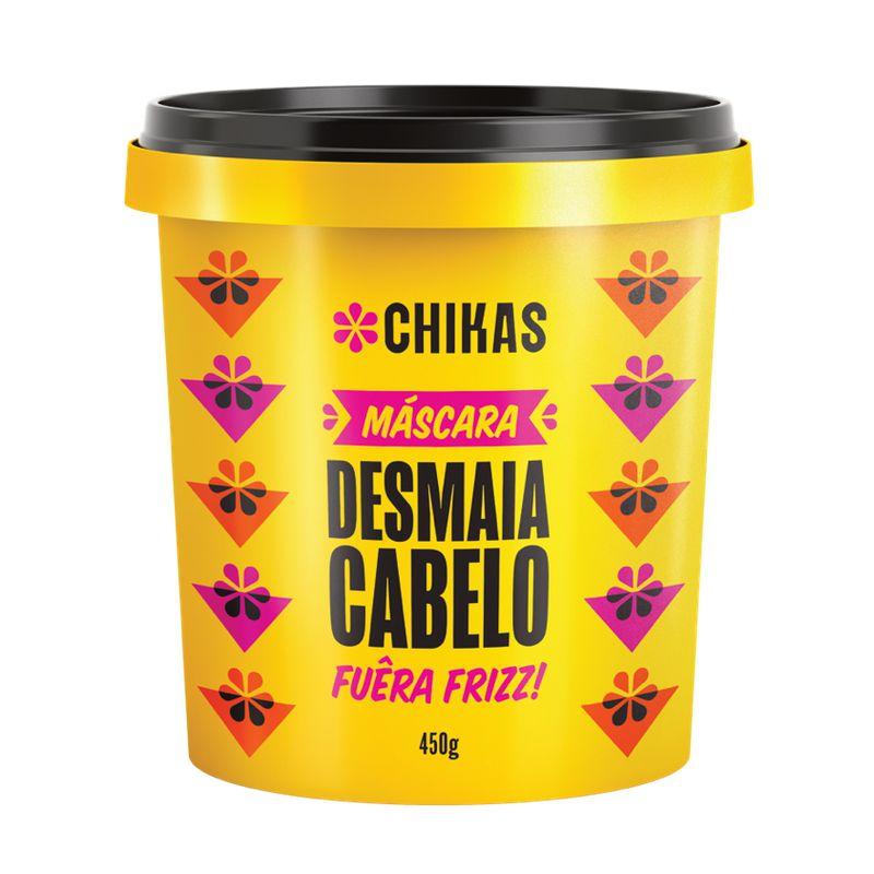 Máscara Chikas Desmaia Cabelo 450g