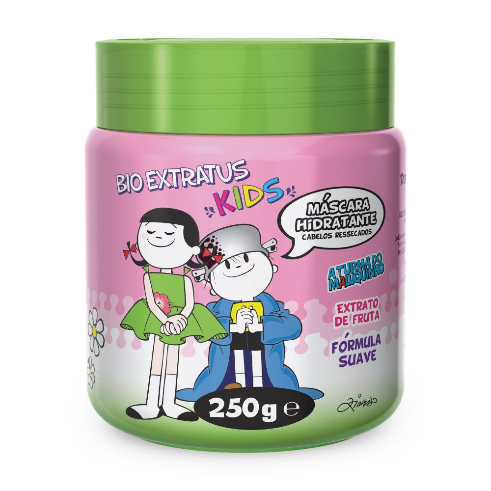 Mascara de hidratação Bio Extratus Kids Cabelos Ressecados