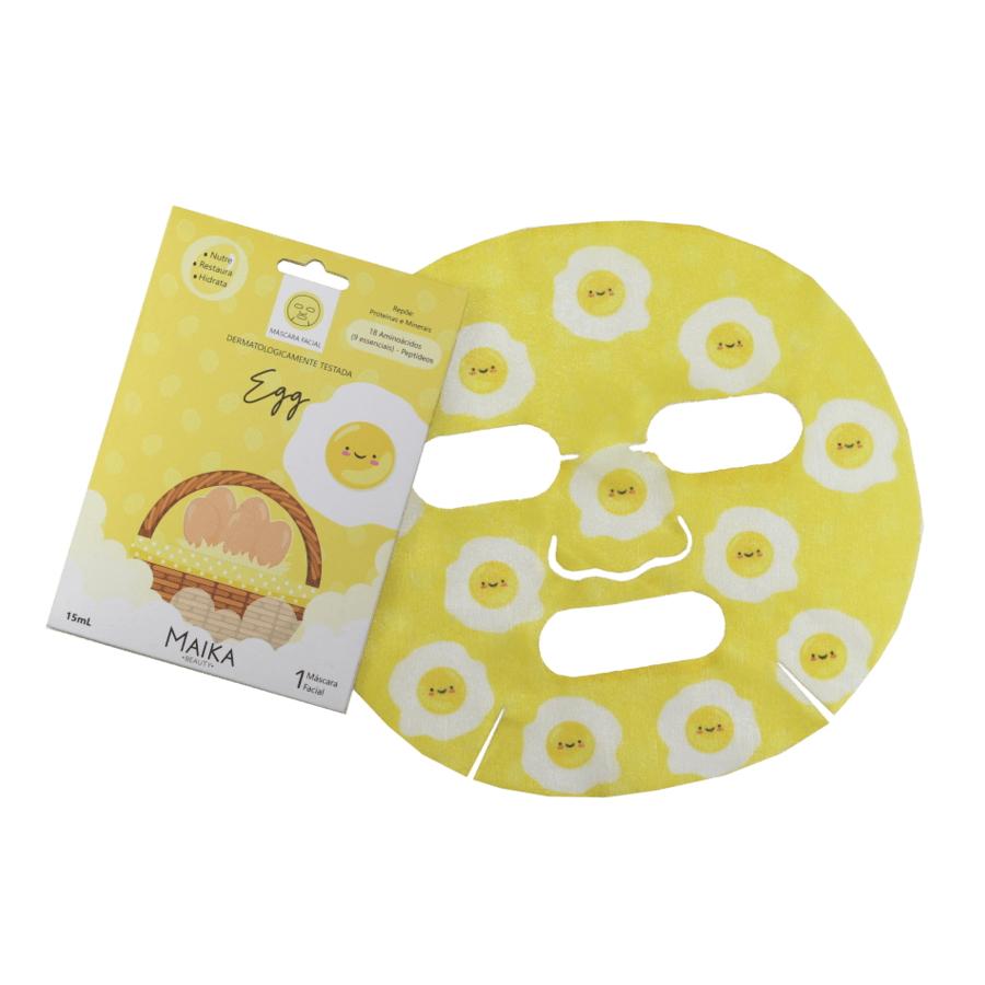 Máscara Facial Maika Egg 5ml