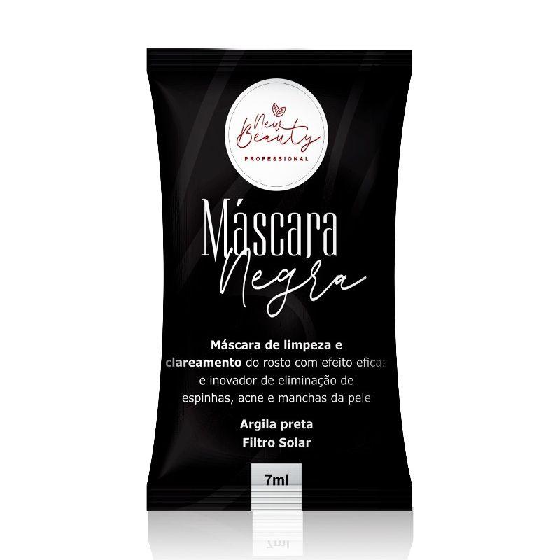 Máscara Negra New Beauty 7 ml