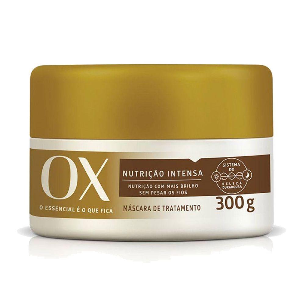 Máscara OX Nutrição Intensa 300g  - Sofí Cosméticos