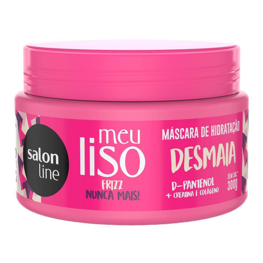 Máscara Salon Line Meu Liso Desmaia 300g