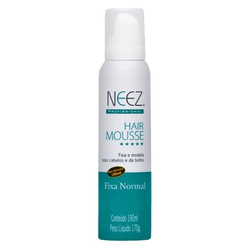 Mousse Neez Fixação Normal 150ml