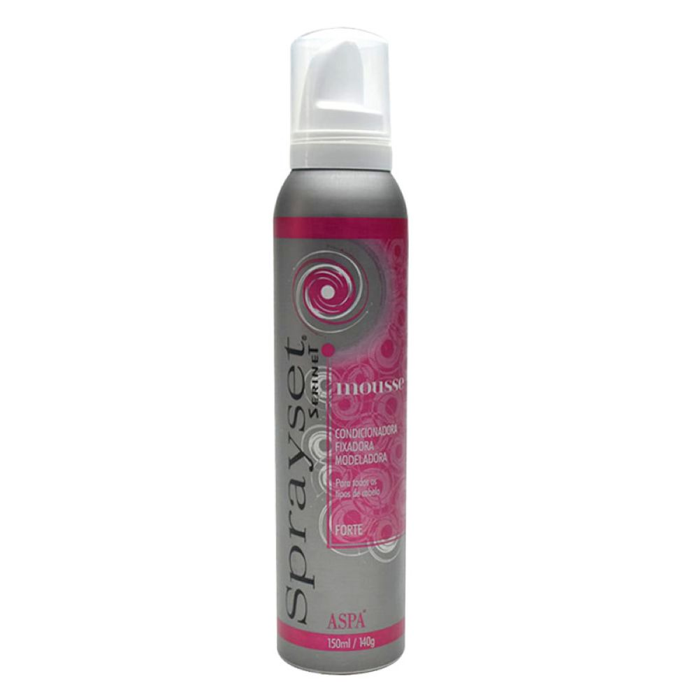 Mousse Sprayset Forte 150ml