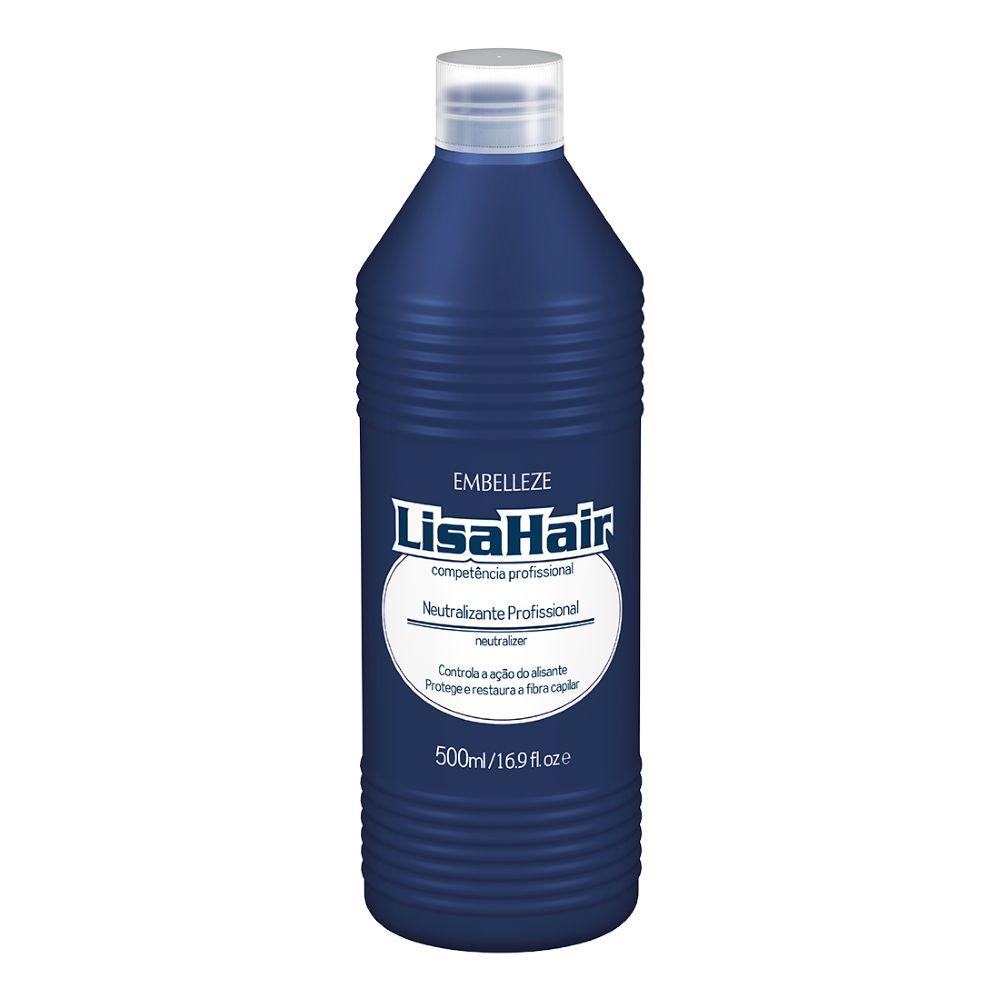 Neutralizante Liquido LisaHair 500ml