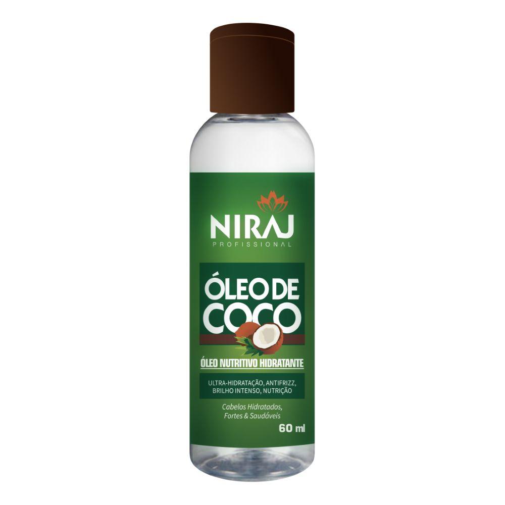 Óleo de Coco Niraj 60ml