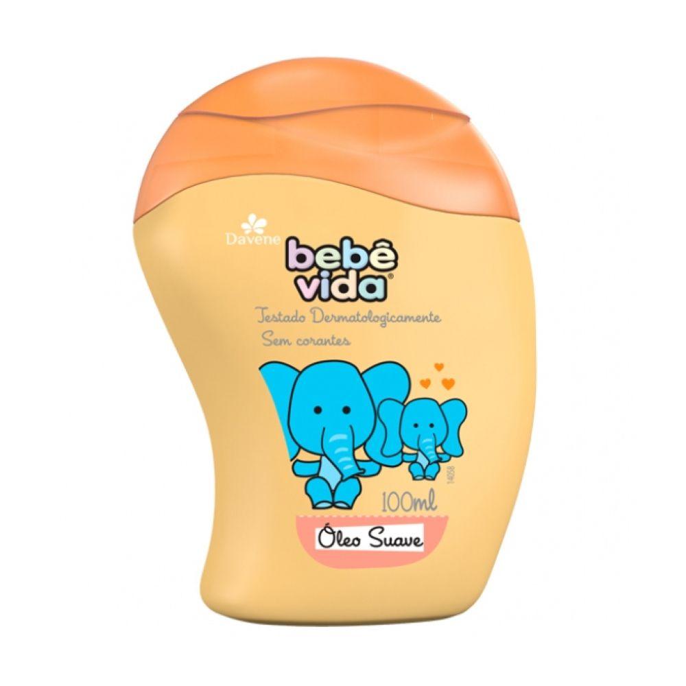 Óleo Suave Bebê Vida 100ml