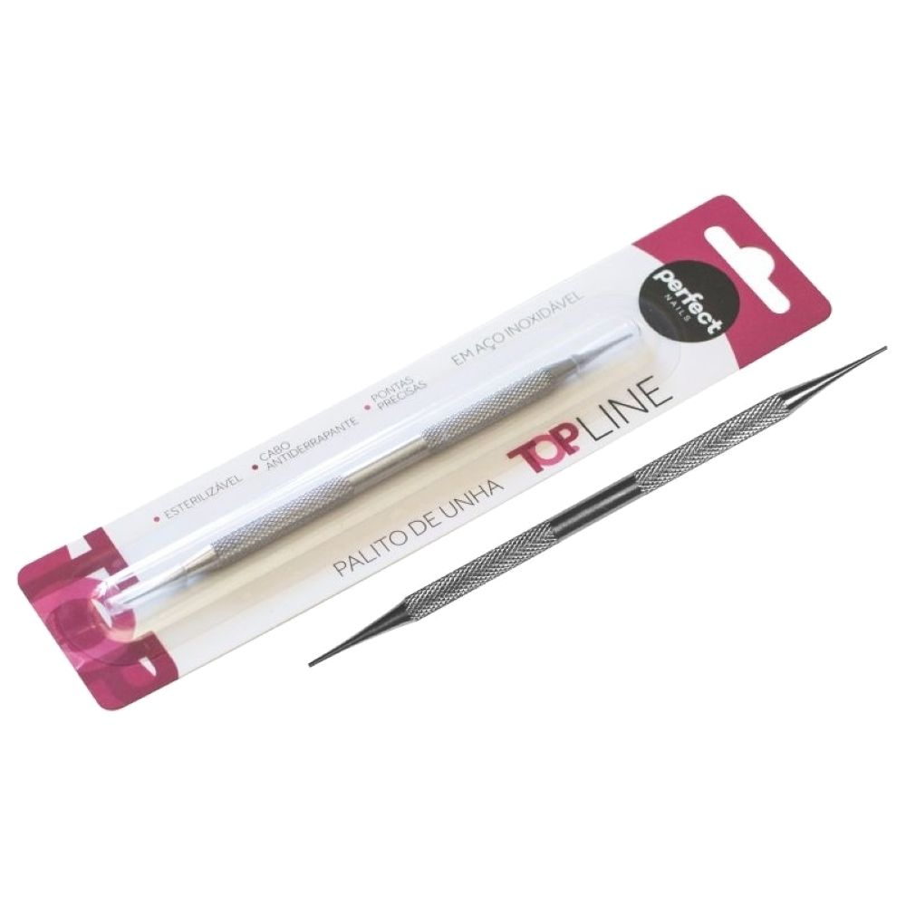 Palito de unha Inox Perfect Nails 118