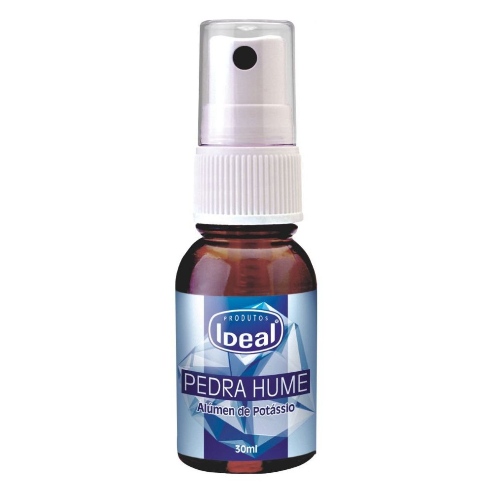 Pedra Hume em Spray Ideal 30ml
