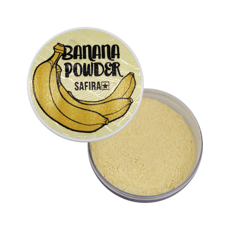 Pó Banana Powder Safira 10g