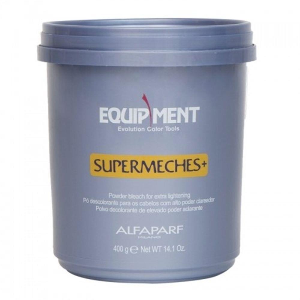 Pó descolorante Alfaparf 400g Supermeches+