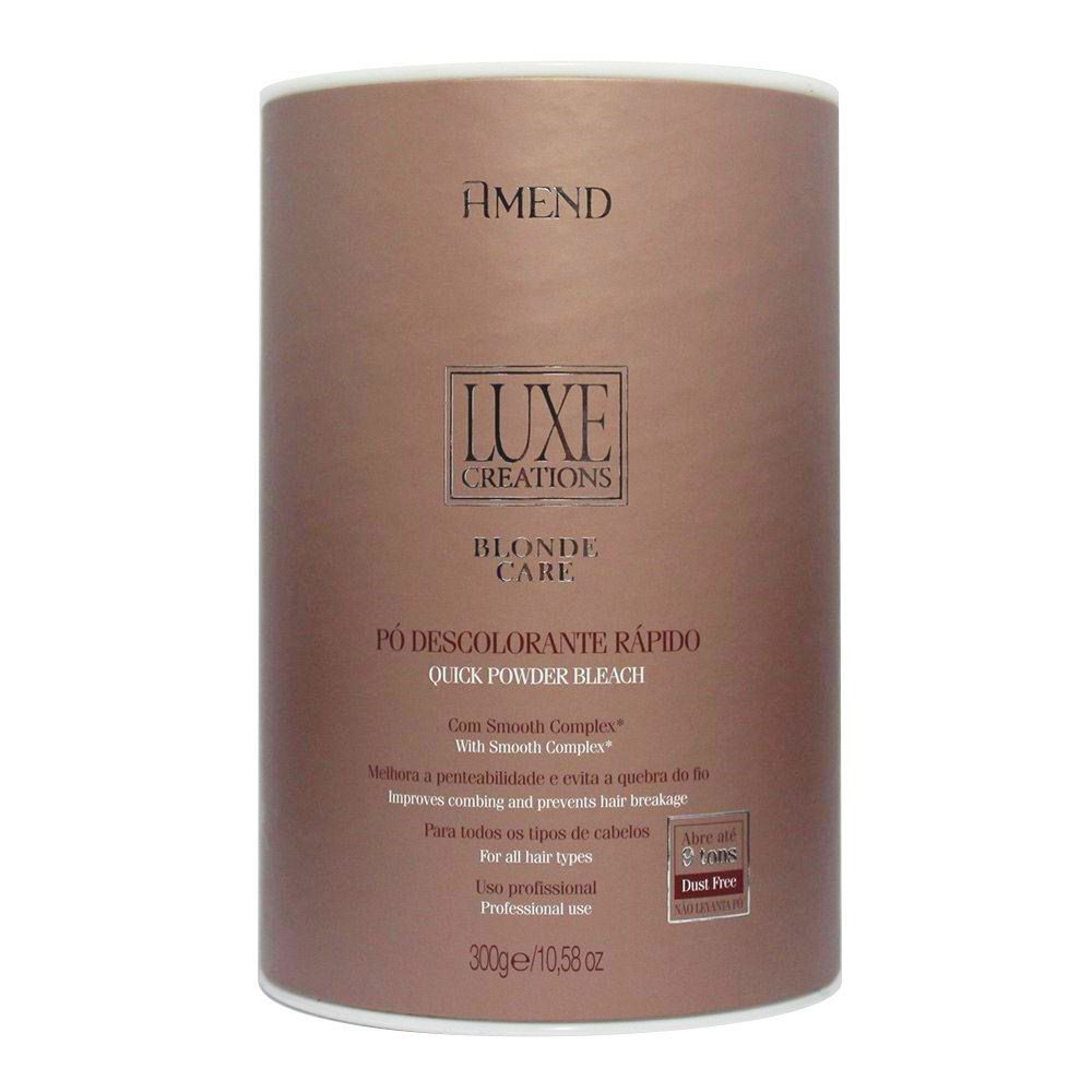 Pó Descolorante Amend 9 Tons Blond Care 300g