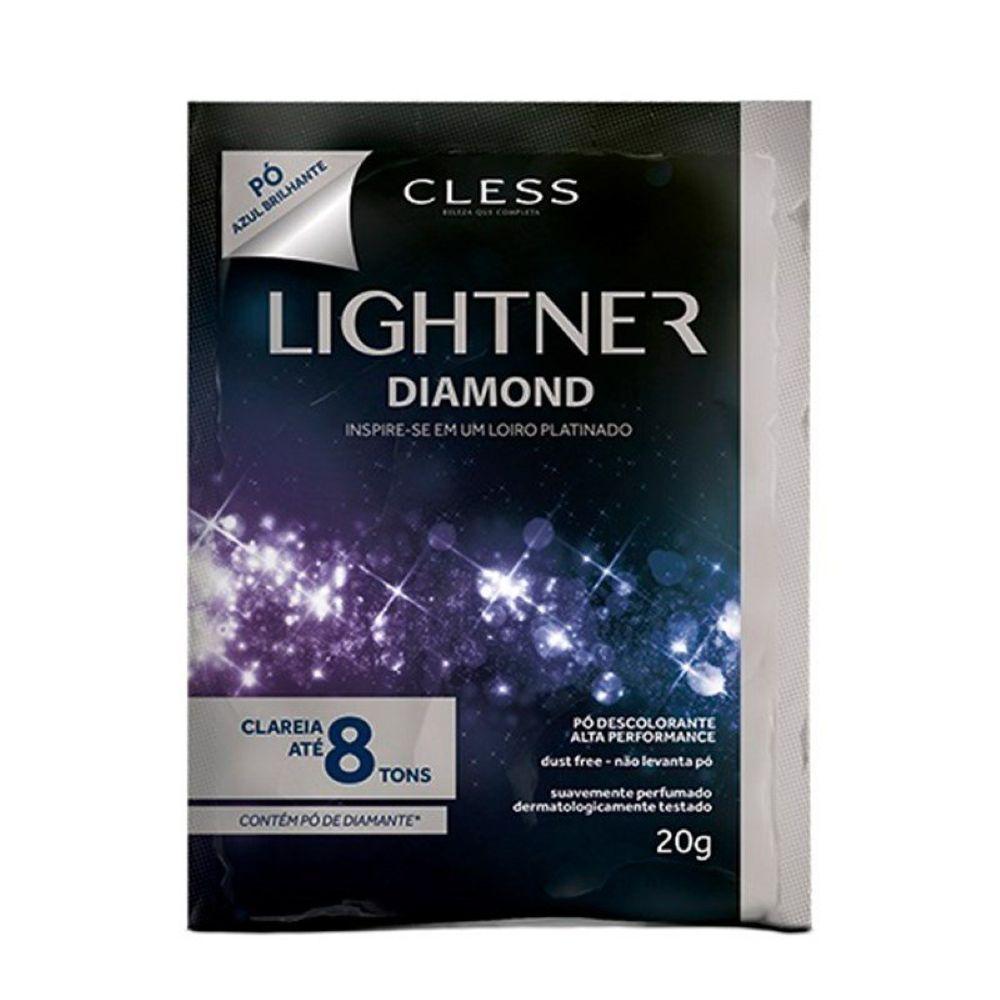 Pó descolorante Lightner Diamond 20g