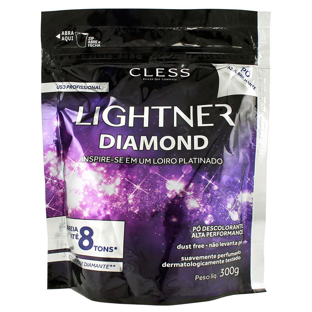Pó descolorante Lightner Diamond 300g