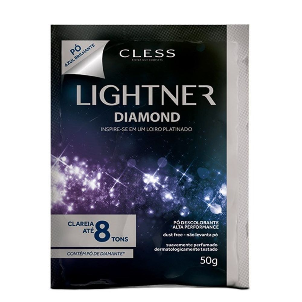 Pó descolorante Lightner Diamond 50g