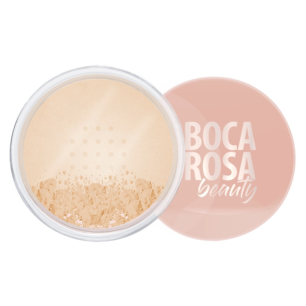 Pó Facial Mate Boca Rosa Mármore 01