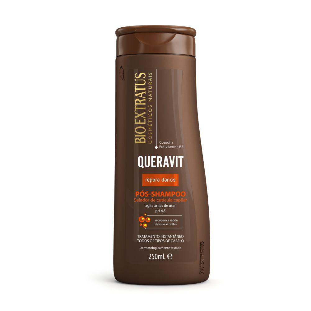 Pós-shampoo Bio Extratus Selador de Cutícula Queravit 250ml