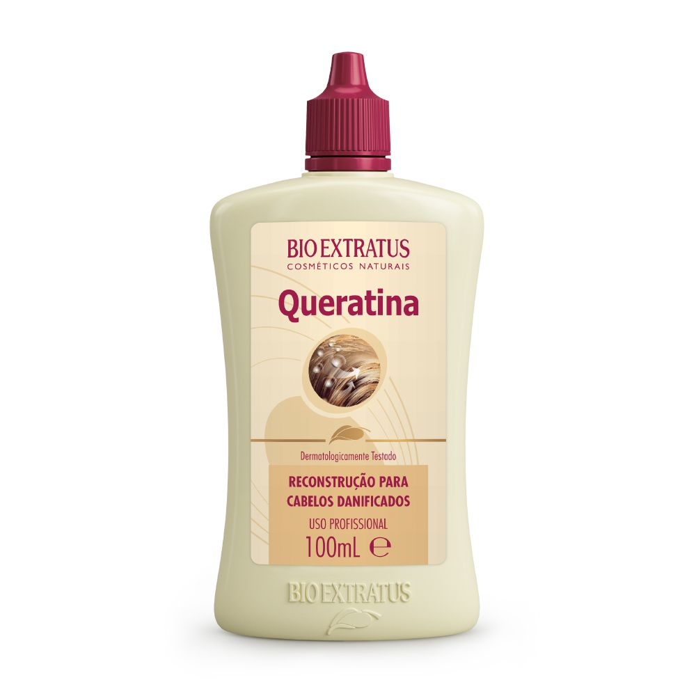 Queratina Líquida Bio Extratus 100ml