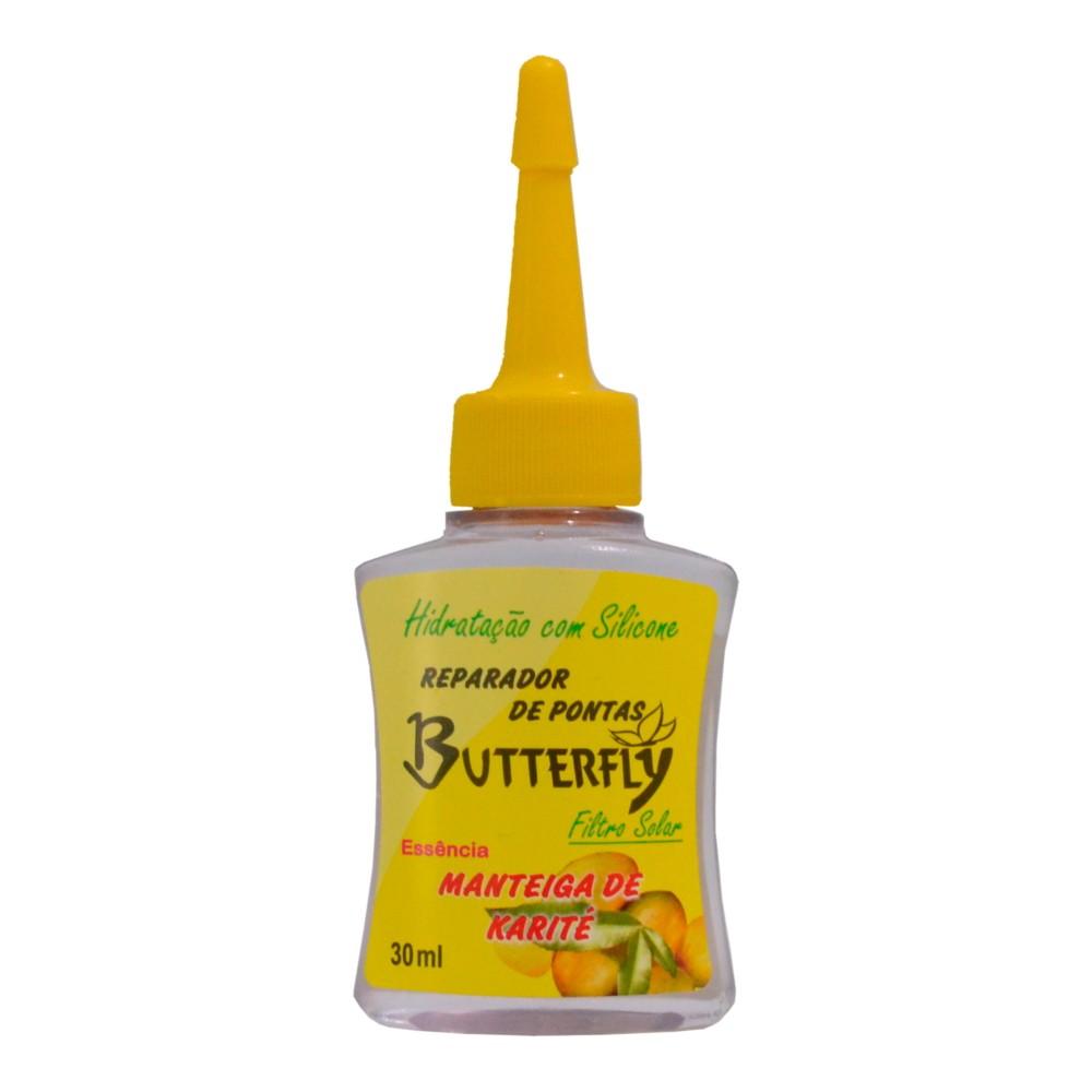 Reparador de Pontas Butterfly Manteiga de Karité 30ml