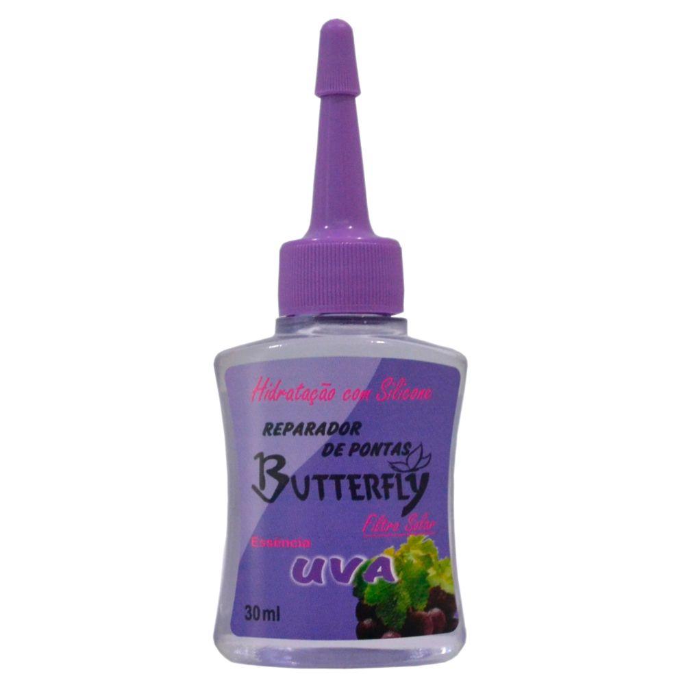 Reparador de Pontas Butterfly Uva 30ml