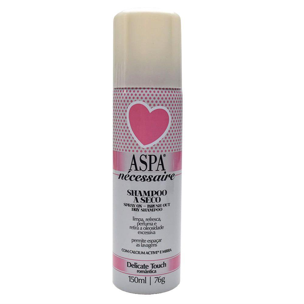 Shampoo a Seco Aspa Necessaire Delicate touch  - Sofí Cosméticos