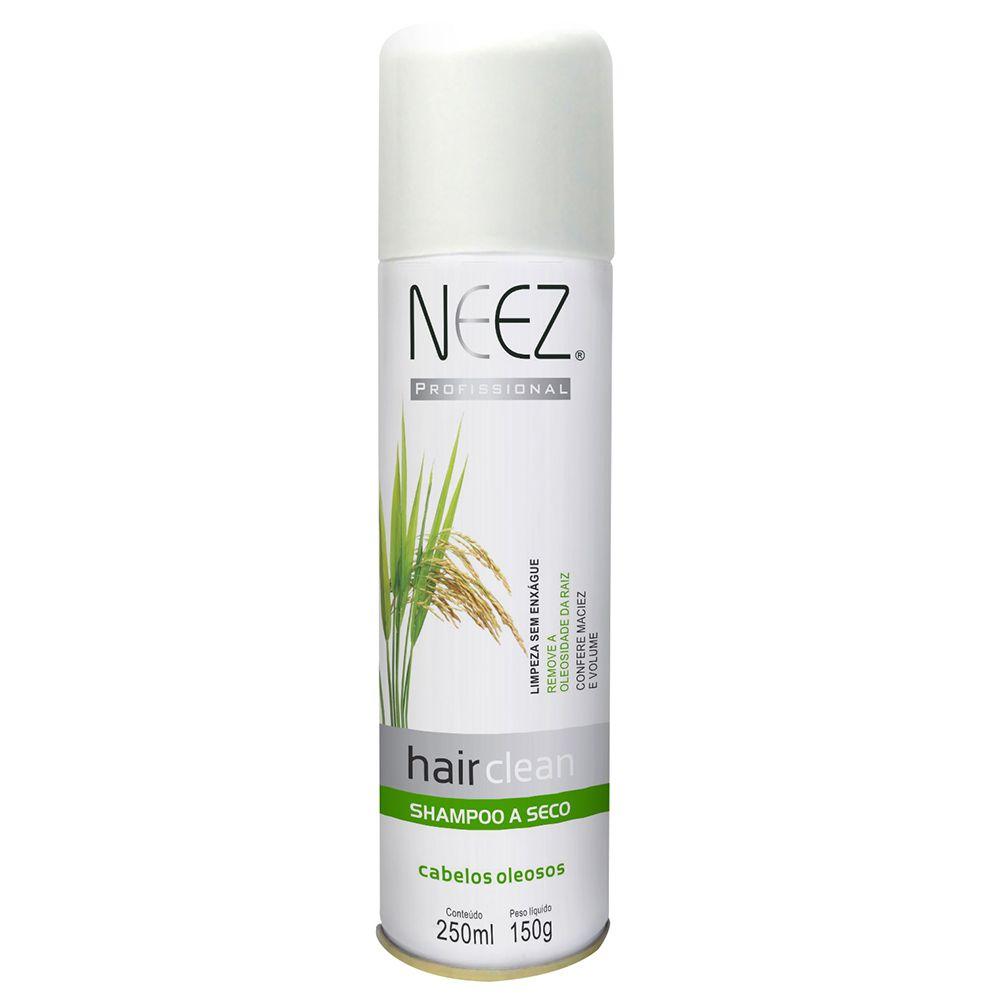 Shampoo a Seco Neez Cabelos Oleosos 250ml  - Sofí Cosméticos