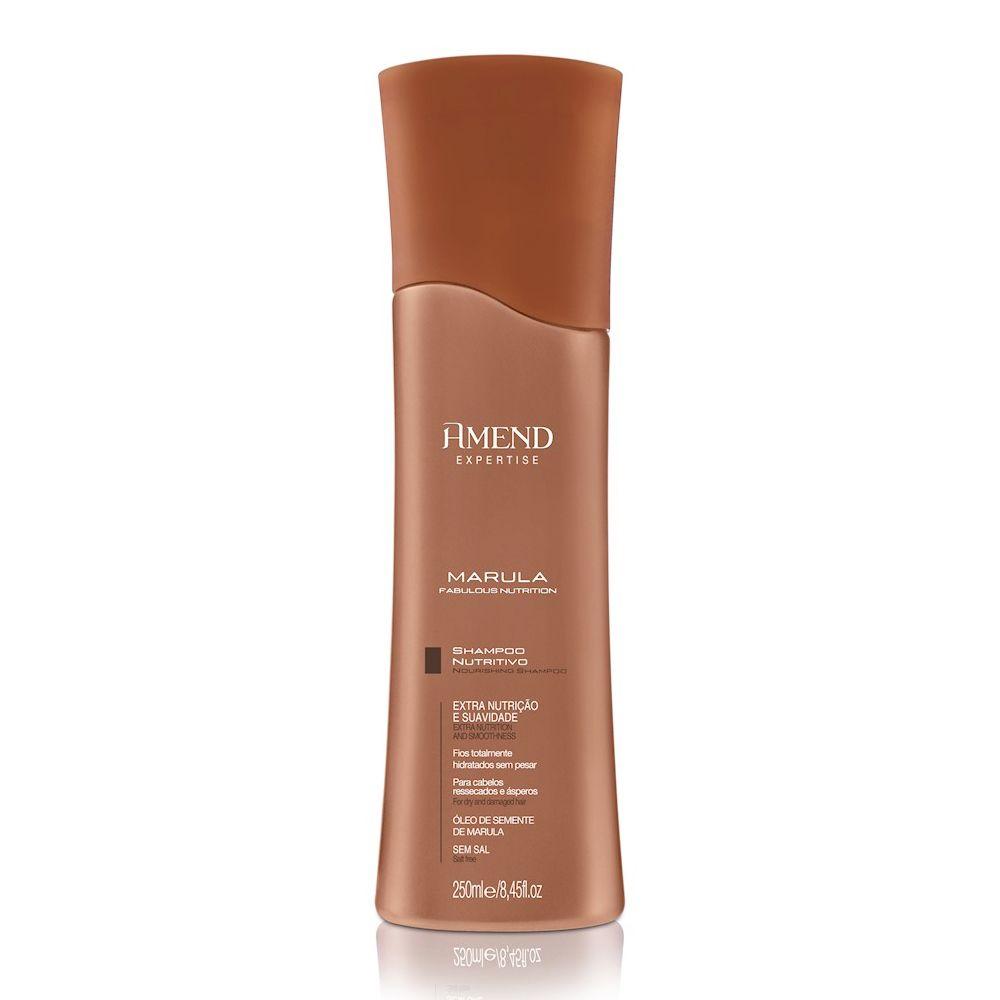 Shampoo Amend Nutritivo Amarula 250ml