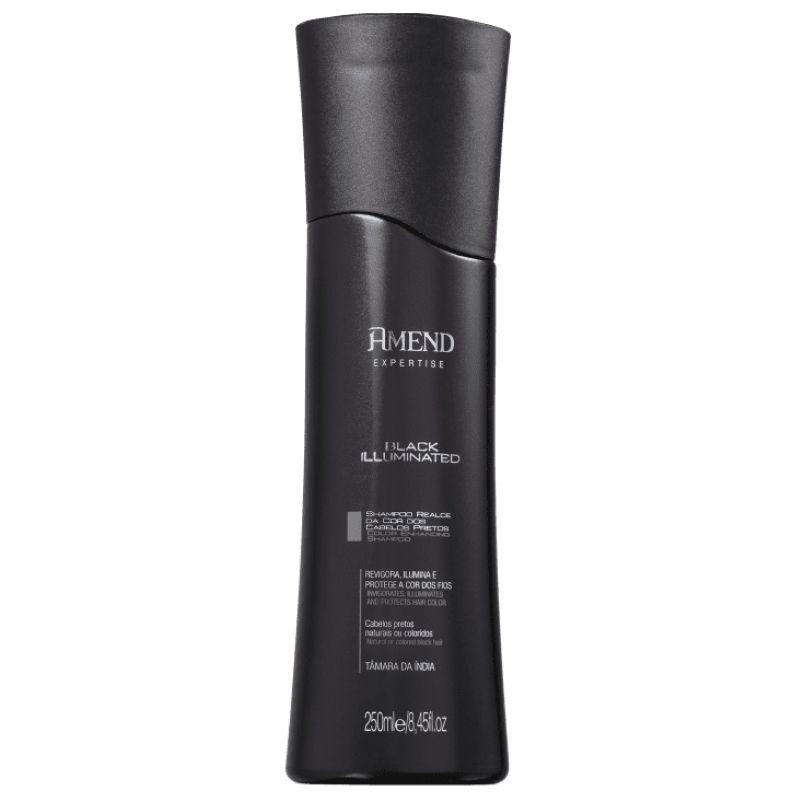 Shampoo Amend Realce da Cor Preto