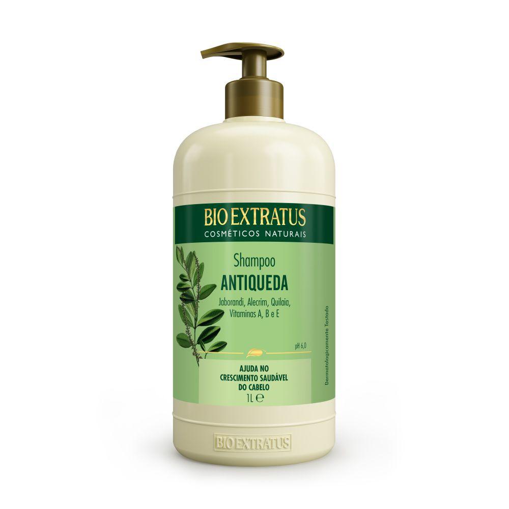 Shampoo Bio Extratus Antiqueda Jaborandi 1L