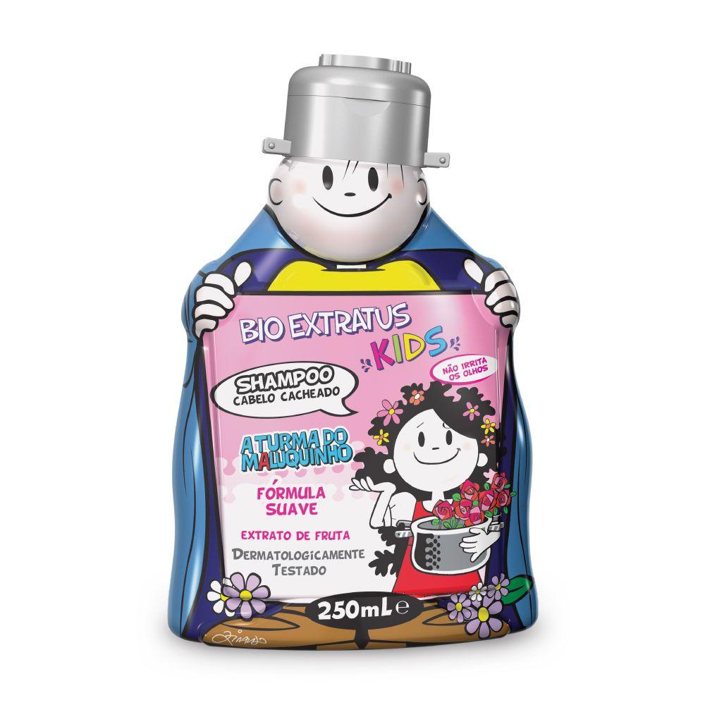Shampoo Bio Extratus Kids Cabelo Cacheado 250ml
