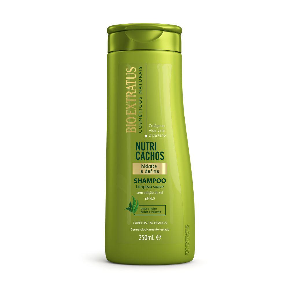 Shampoo Bio Extratus Nutri Cachos 250ml  - Sofí Cosméticos