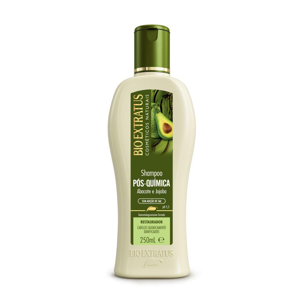 Shampoo Bio Extratus Pós Quimica 250 ml