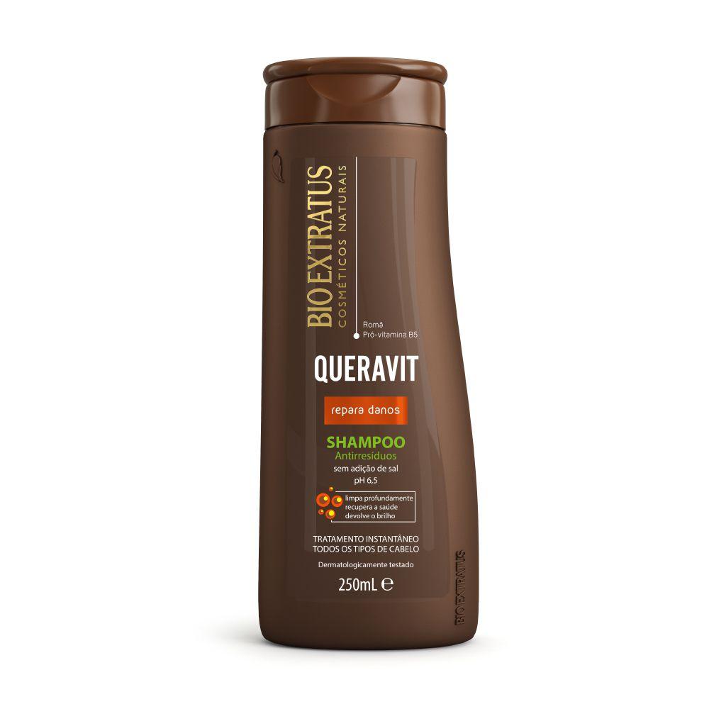 Shampoo Bio Extratus Queravit Anti-Residuos 250ML