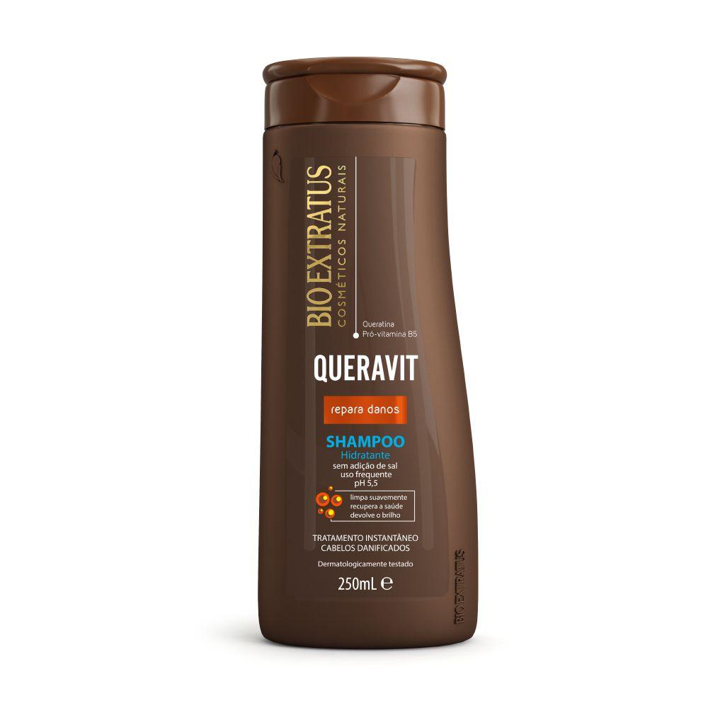 Shampoo Bio Extratus Queravit Hidratante 250ml  - Sofí Cosméticos